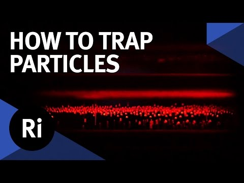How To Trap Particles in a Particle Accelerator