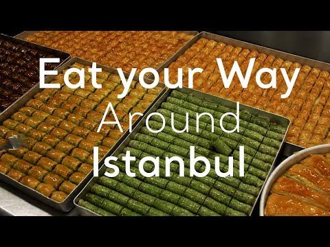 Turkey.Home - Eat your Way Around Istanbul