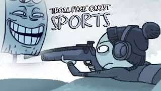 Troll Face Quest Sports - SPIL GAMES Level 16-27 Walkthrough