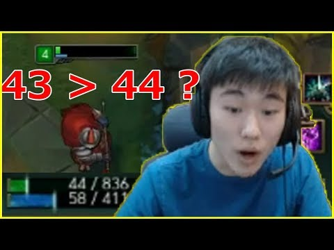 43 Damage is Enough to Finish Pobelter's 44 HP ?! | Darshan | Froggen - Best of LoL Streams #193