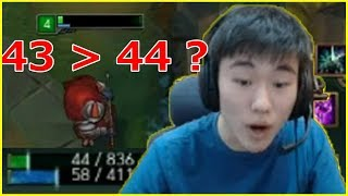 43 damage is enough to finish pobelter s 44 hp   darshan   froggen best of lol streams 193