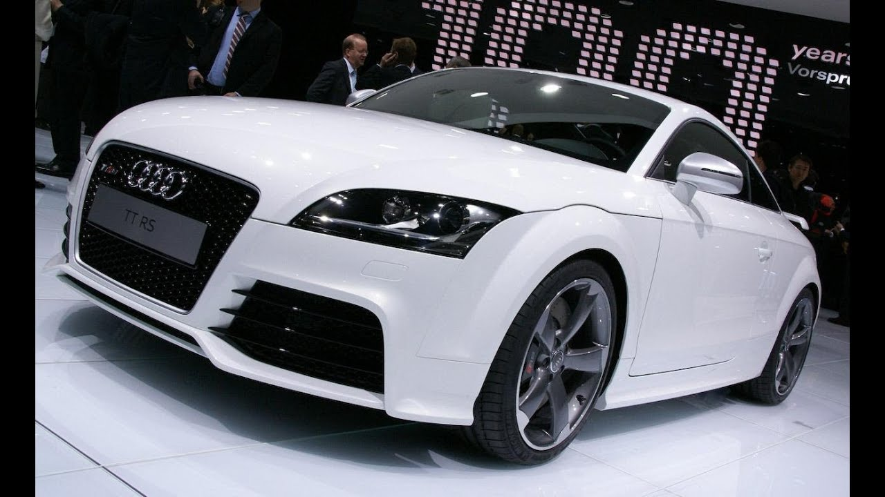 2010 audi tt rs 2009 geneva auto show car and driver youtube. Black Bedroom Furniture Sets. Home Design Ideas