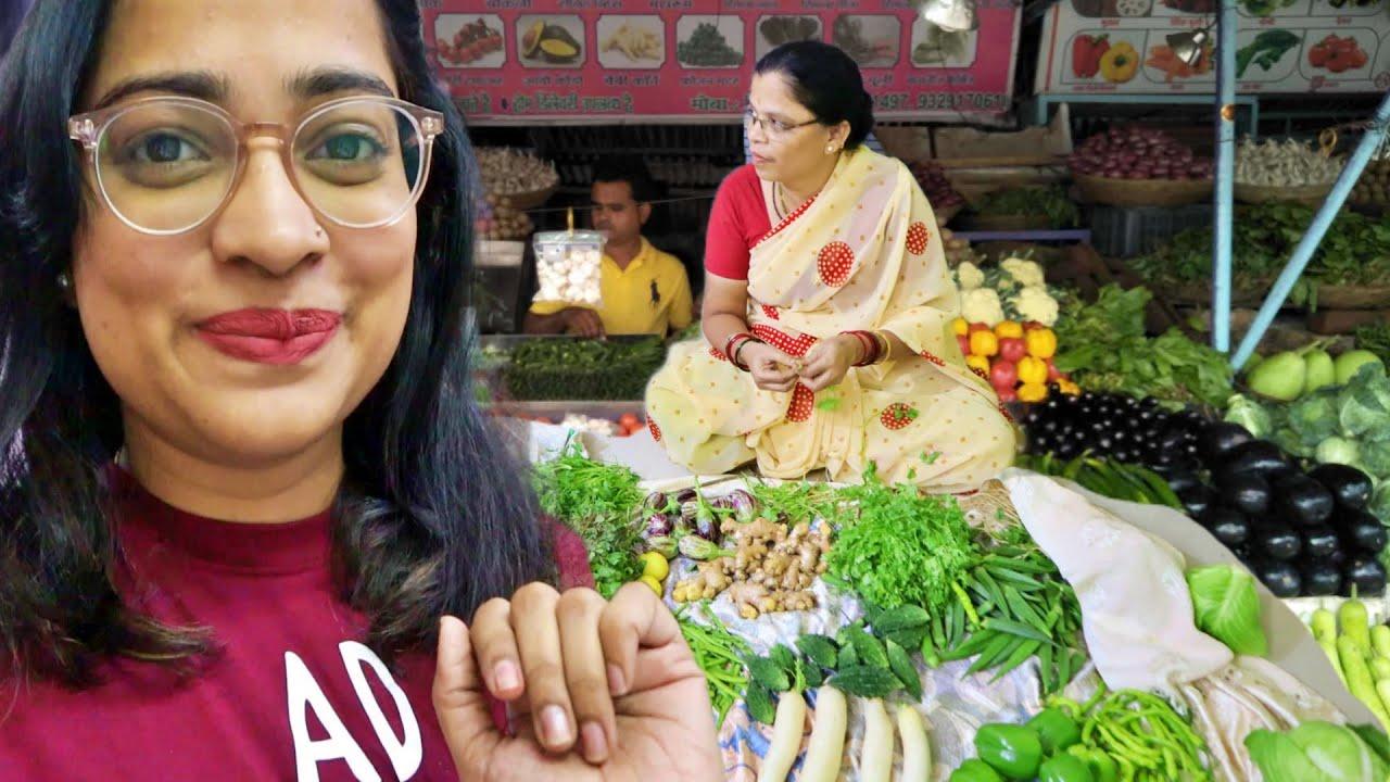 Aayo-Aayo Sabji Lelo - Mummy ki Sabji ki Dukan Se🌶🍆🍅Indian Mom On Duty Vlog