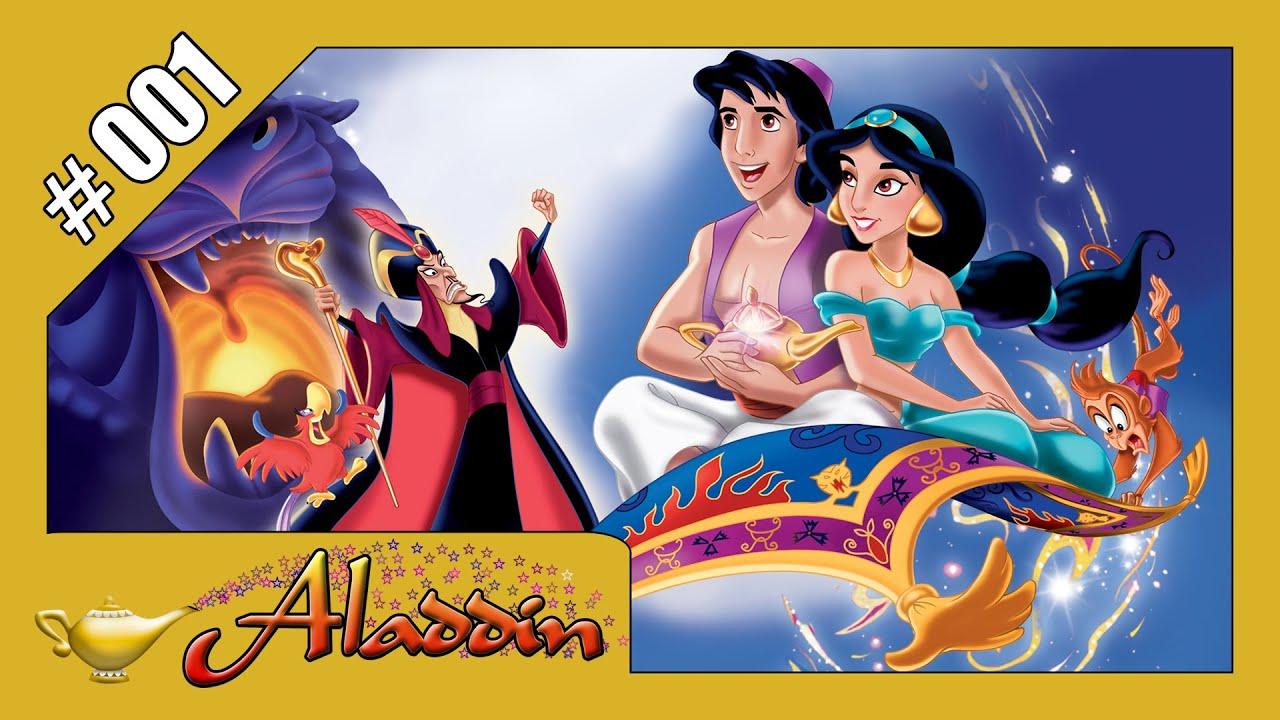 Aladin Und Die Wunderlampe Spiel