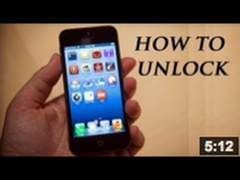 How To Unlock My Iphone 6 From Sprint