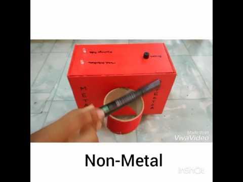 Arduino Based Metal Detector
