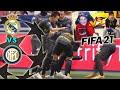 REAL MADRID vs INTER - CHAMPIONS LEAGUE! - Fifa 21