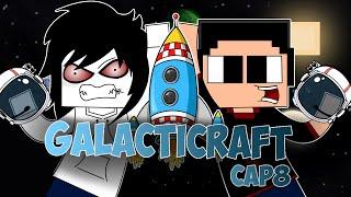 """Galacticraft Objetivo, La Luna #8 con TownGameplay """"Construyendo herramientas con PisTown"""""""