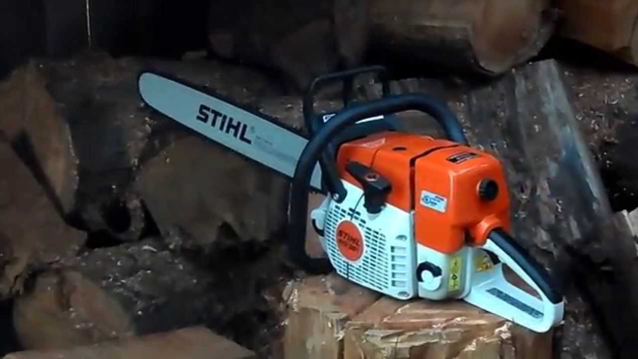 Stihl Ms 361 Chainsaw