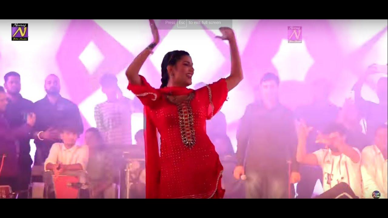 Download Gajban Pani Le Chali Song    New Sapna Dance    Famous Haryanvi Song