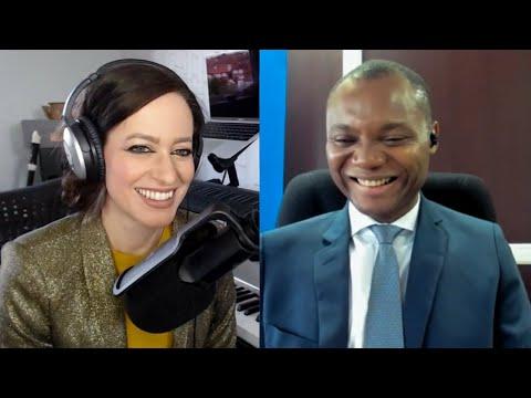 ITU INTERVIEWS: Ralph Oyini Mbouna, Smart Africa - Financial Inclusion in Africa