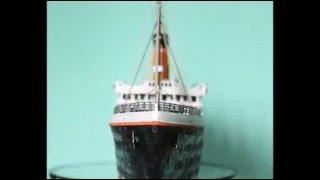 Мой Титаник(постройка модели Титаника., 2016-04-24T18:33:18.000Z)