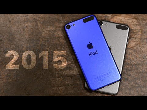 iPod Touch 2015 Unboxing, Review, & Comparison!