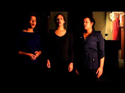 Were You There (When They Crucified My Lord) A Capella by The Peguero Sisters