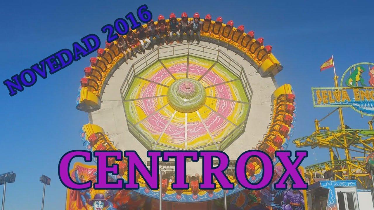 Centrox novedad 2016 feria de c rdoba 2016 youtube for Feria de artesanias cordoba 2016