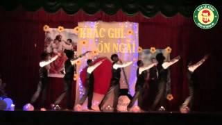 Múa KHẮC GHI ƠN NGÀI - Quan thầy Lễ Sinh Bình An