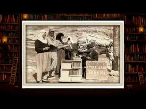 Eşekli Kütüphaneci Musatafa Güzelgöz