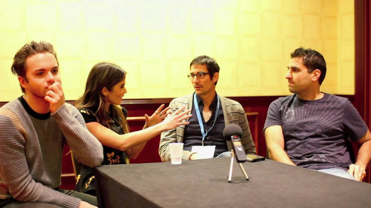 9e2e6f3f40f Interview: Jake Hoffman, Nikki Reed & Others 'ENTER THE DANGEROUS ...