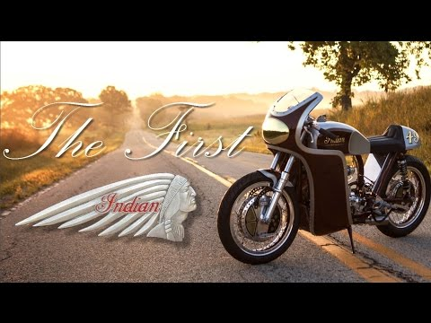 cafe racer (indian scoutanalog motorcycles) - youtube