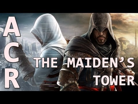 Assassins Creed Revelations - The Maiden's Tower  full sync Guide