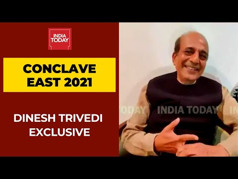 Dinesh Trivedi Exclusive On His Resignation As TMC MP From Rajya Sabha | India Today Conclave East