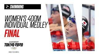 Womens 400m Individual Medley Swimming | Final Highlights