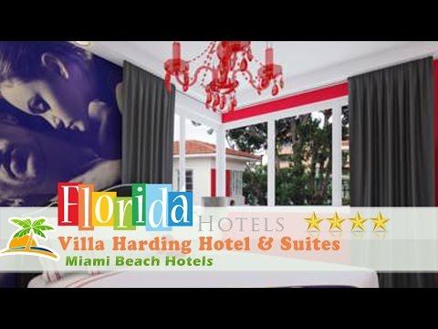 Villa Harding Hotel & Suites Miami Beach Hotels, Florida