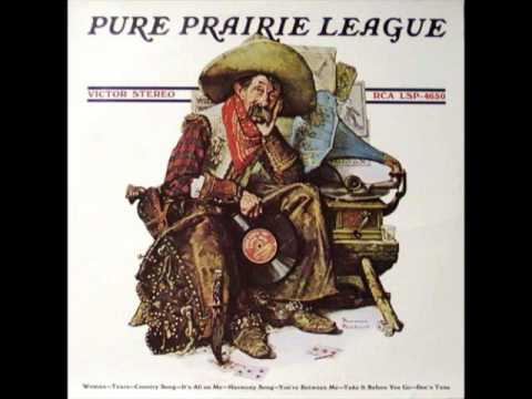 Pure Prairie League Track 6 - Country Song