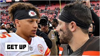 Patrick Mahomes or Baker Mayfield: Who has the best supporting cast in the NFL? | Get Up