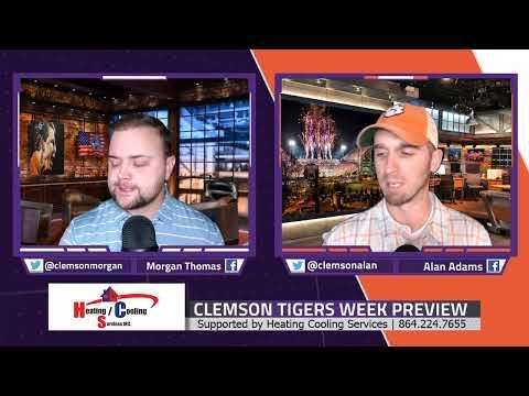 Clemson Sports Live Stream - Episode 48