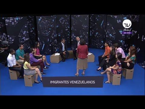 #Ocupação - Venezuelanos em Roraima   13/03/2018