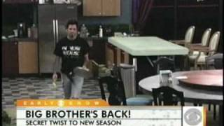 Big Brother 12 Preview on the CBS Early Show