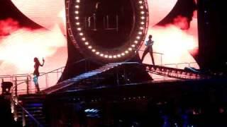 "Tina Turner ""Golden eye"" Live. Nassau. New York . 03.12.2008"