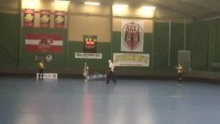 Kalle Tiitisen rangaistuslaukausmaali ottelussa Jokereita vastaan 18.2.2017