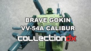 Check out the full review here! http://collectiondx.com/toy_review/2009/vv54a_calibur CollectionDX is your source for Reviews, News and Collections of the ...
