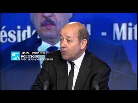 Politique - avec Jean-Yves Le Drian