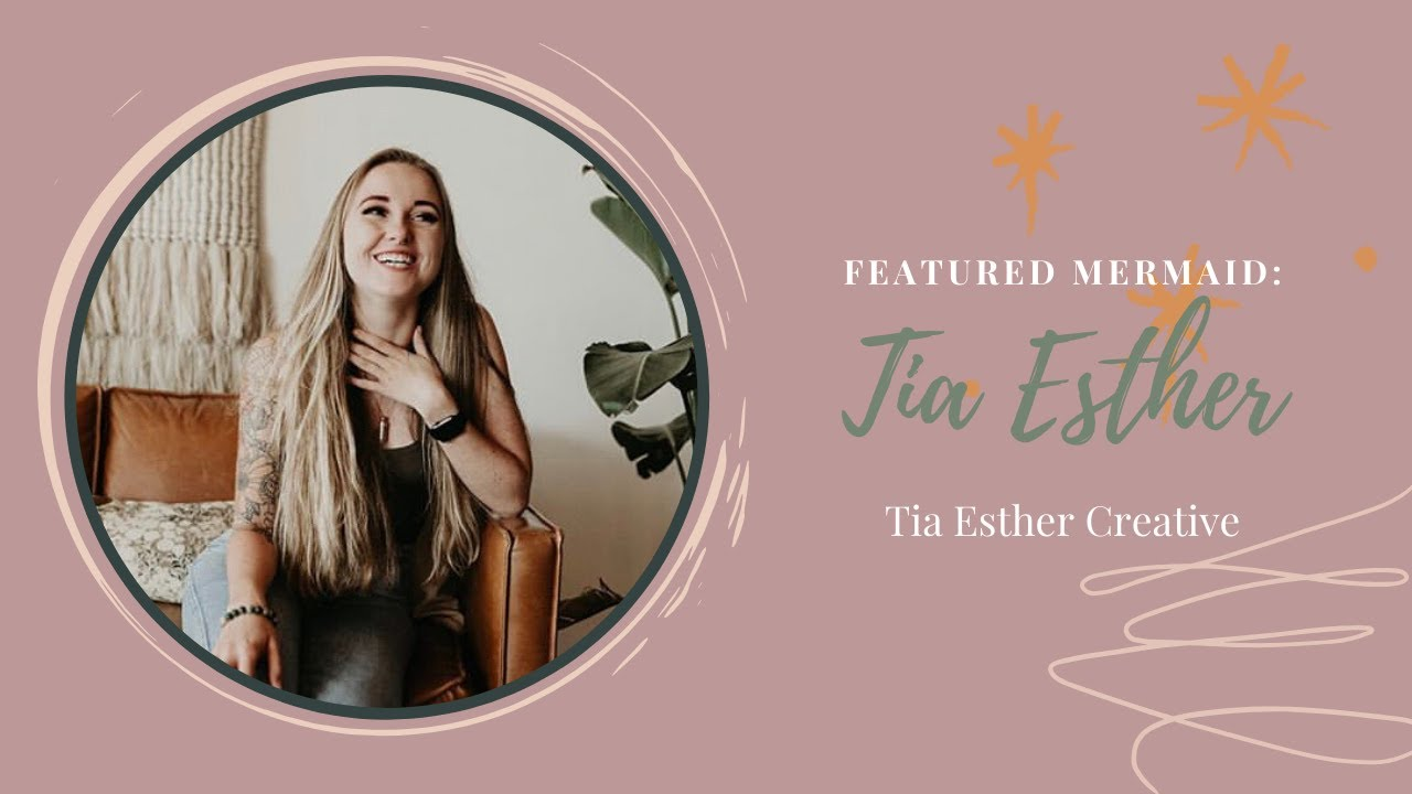 Featured Mermaid: Tia Esther