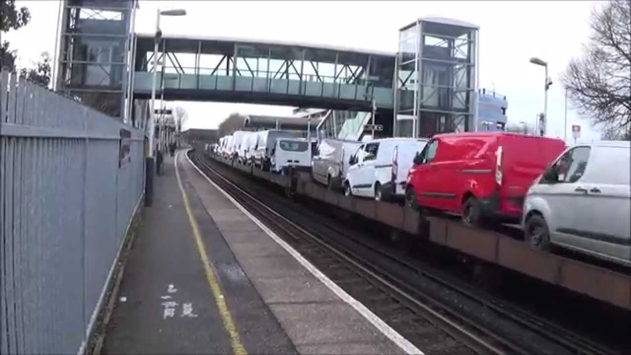 how to get to southampton by train