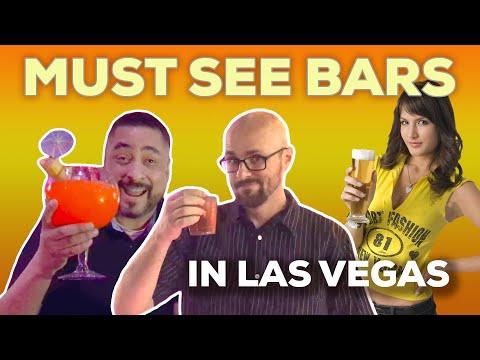 Must See Bars In Las Vegas!