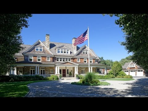 Exquisite Shingle House Greenwich CT