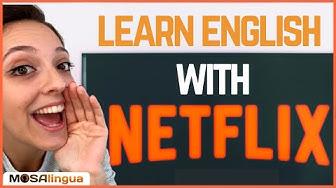 Netflix Englisch