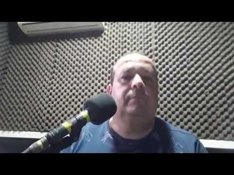 Pastor Raminho do pra na Rádio ômega FM tocando a música É Surpreendente Danyelle Mello