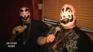 INSANE CLOWN POSSE IS SET TO DEBUT AT NUMBER 4, WORDS FOR HATING JUGGALOS
