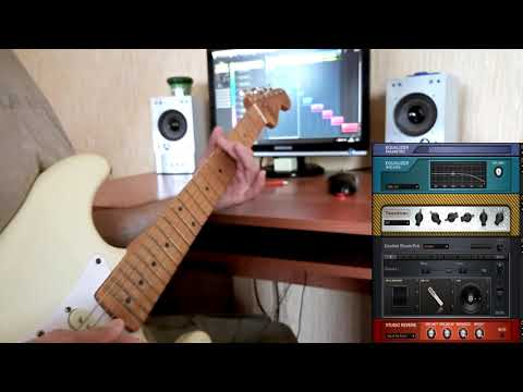 10 Clean presets for Guitar Rig 5