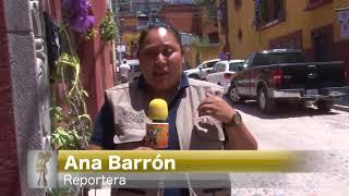 Trifulca entre visitantes y tránsitos de San Miguel de Allende