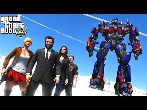 gta 5 optimus prime mod - cinemapichollu