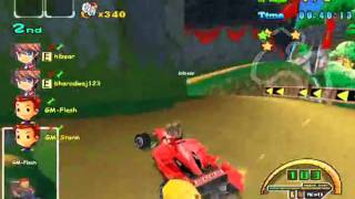 Crazy Kart Race With Game Masters