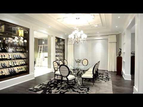 Дизайн интерьера Бизнес уровня в стиле современная классика с элементами шика