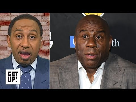 NBA insiders know how dysfunctional the Lakers are – Stephen A. | Get Up!