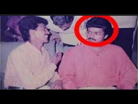 Actor Vijay Rare unseen video with actors,family and friends-Must watch  video